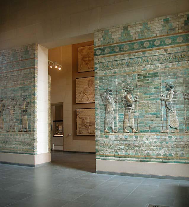 Louvre salle des archers